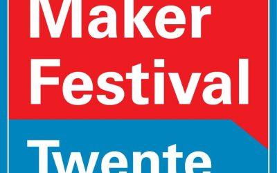 Maker Festival Twente 30 & 31 mei