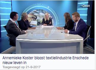 Live bij RTV Oost!