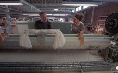 Enschede Textielstad in 'Het groene Oosten'