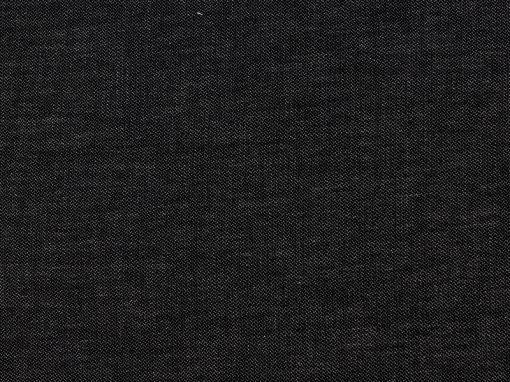66.20 Kruiskeper gerecycled viscose • Zwart